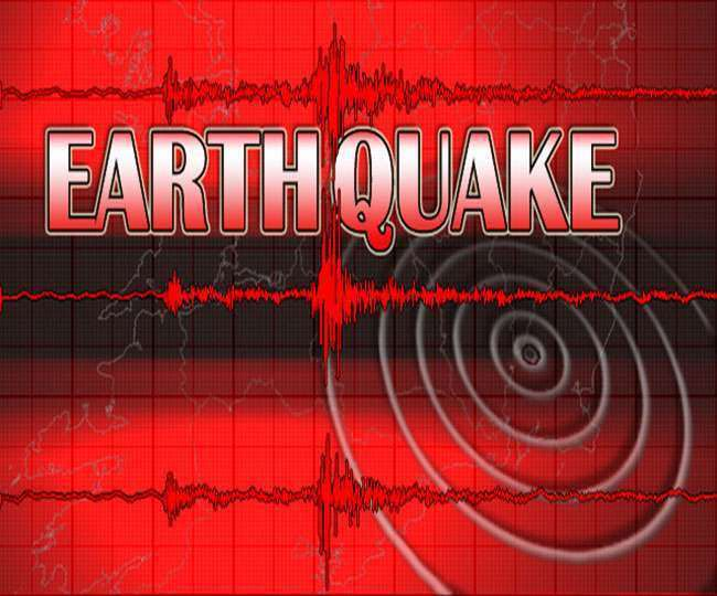 Image ofEarthquake-in-Patna-Bihar-Earthquake-tremors-in-Bihar-fearful-people-in-Patna-came-on-the-road-at-night