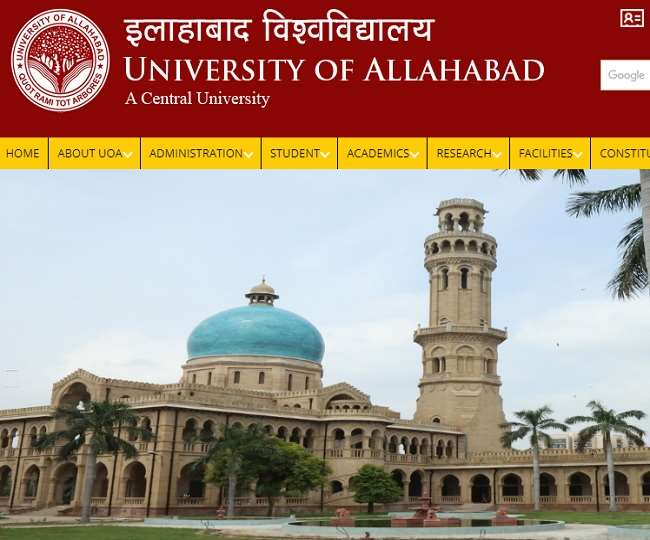 Image ofAllahabad-University-Admission-2020-Form-release-for-admission-to-undergraduate-and-postgraduate-courses-apply-online