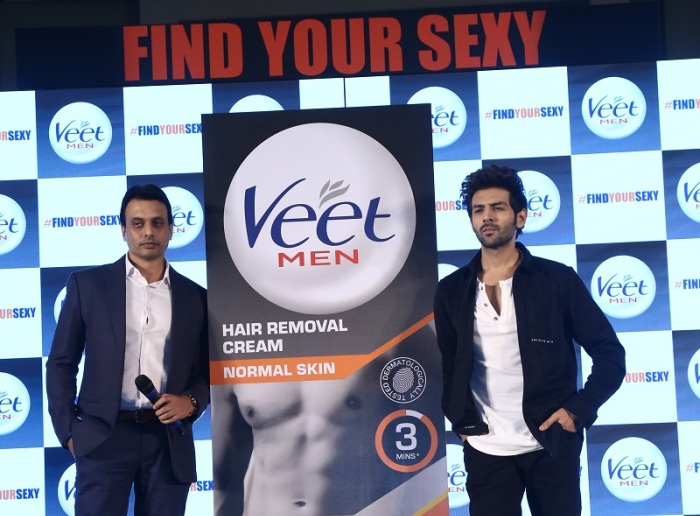 News 24x7 Plus Veet Launches New Range Of Mail Grooming Products