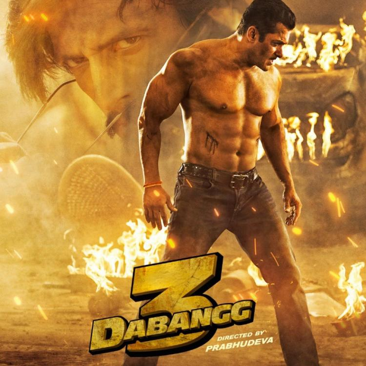Image ofDabangg-3-Salman-Khan-shows-abs-in-new-poster-just-10-days-left-for-Chulbul-Pandey
